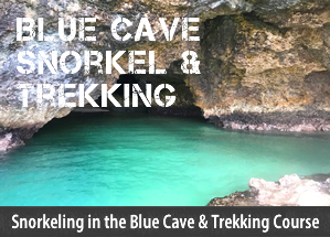 Snorkeling in the Blue Cave & Trekking Course