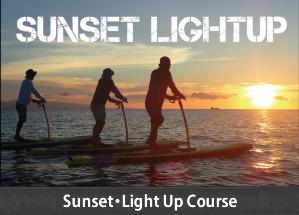 Sunset・Light Up Course