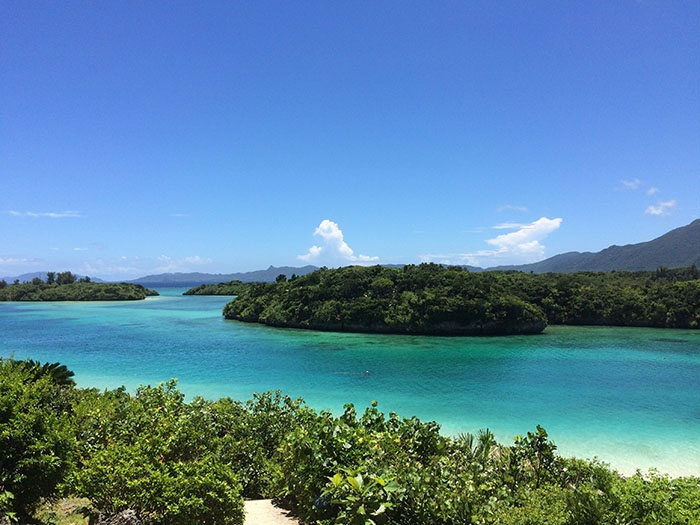 A Tour to Kabira Bay, The100 best sceneries in Japan and The Michelin Guide's Highest Rank of Three Stars, On SUPPY and Snorkel Corse写真02