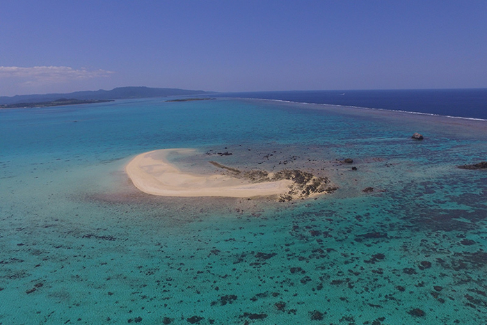 Phantom Island Tour Course写真01