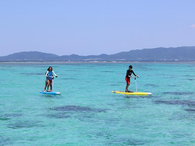 Phantom Island Tour Course写真02